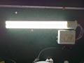 2G10兼容鎮電子流器橫插燈管7W 12