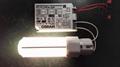2G10 兼容電子鎮流器LED橫插燈管 15W 10