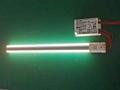 LED 2G11兼容电子镇流器横插灯 18W 3