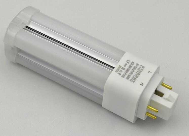 LED G24q 360°橫插燈9W 3