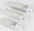 LED PLC LAMP G24 7W 360°