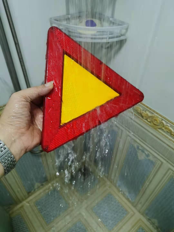 LED  warning signs IP65 4