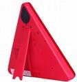 ip65防水型LED三角警示牌閃爍爆閃警告牌 2