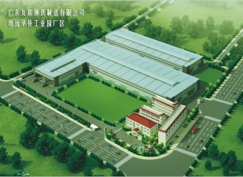 廣州肇慶清遠鋼結構箱型鋼柱梁工廠(友聯) 2