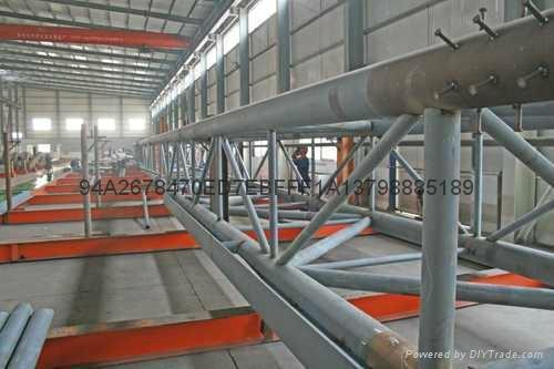 东莞深圳惠州钢结构施工H型钢及桁架(钢构一级) 4