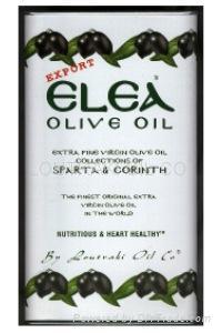 ELEA Greek Organic Extra Virgin Olive Oil 4