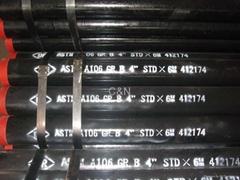 A106 Gr.b,API 5L Gr.b,Astm A53 B ,carbon steel pipe