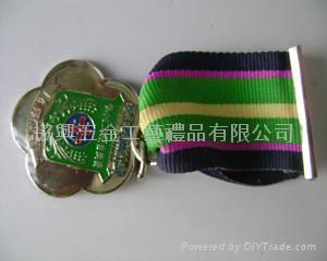 合金鍍金獎牌 5