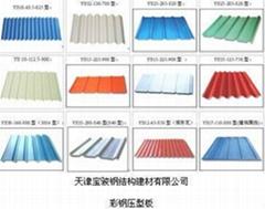彩钢板YX35-125-750