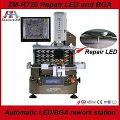 卓茂三溫區LED光學機BGA 返修台ZM-R720
