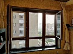 大连铝包木门窗工厂  阳光房 断桥铝门窗