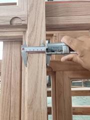 供應大連鋁包木門窗生產廠家