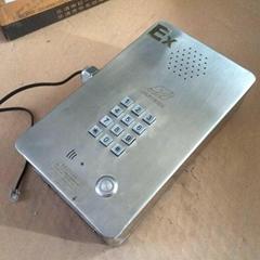 无尘车间专用防爆洁净电话机