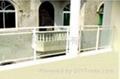 铝合金阳台护栏
