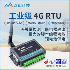 全網通4g dtu無線Modbus RTU
