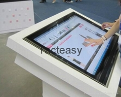 interactive touch tv and pc all in one