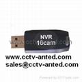 GV-NVR 16 ip Cameras V8.5 USB DVR Dongle