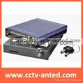 4Ch H.264 Real-time Recording Mobile DVR