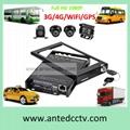 Car Mobile DVR SD card video recorder 4