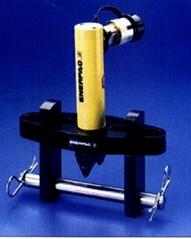 hydraulic pressure flange separator