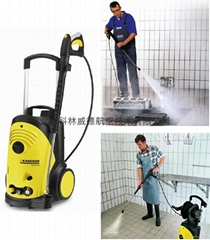 Cold water high-pressure cleaner HD6/15C
