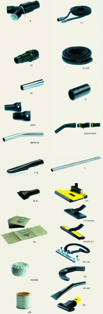 工業吸塵器配件 1