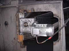 電動式滾刷清掃器現場圖片