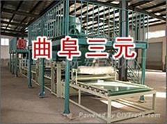 保温板生产线