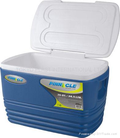 how to make an insulated ice chest
