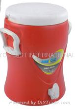 Insulated water cooler insulated water jug  beverage cooler water chiller