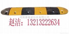 350宽铸钢减速带