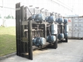 MTU diesel generator 1500kva with Stamford soundproof model  4