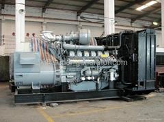 Perkins 800kw generator 1000kva UK