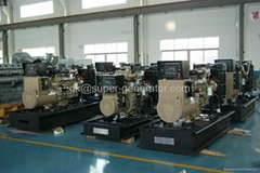 Cummins diesel generators engine powered diesel generator KTA19 series