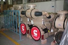 Cummins diesel generators with  KTA38-G5 1000kw 1250kva series