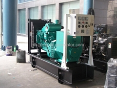 Cummins diesel generators powered by Cummins 4B3.9-G1