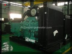 diesel generators China Made Engine Generator 500KW