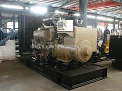 diesel generators China Made Engine Generator 700KW