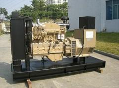 diesel generators 114 KVA 100kw Cummins
