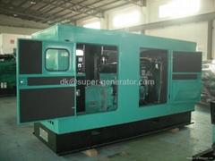 Cummins diesel generators 130kva 100kw Cummins generators 6BTAA5.9-G2-50Hz