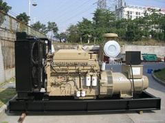 diesel generator 181KVA 200kva Cummins diesel generators 6CTA8.3-G2-50Hz