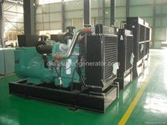 Cummins diesel generator 225KVA 200kva Cummins generator 6LTAA8.9-G2-50Hz
