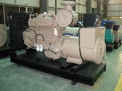 Cummins diesel generators 250KVA 200kw Cummins generators NTA855-GA-50Hz CCEC