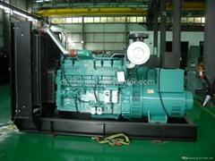 Cummins diesel generators 319KVA Cummins generators NTA855-G1B-50Hz