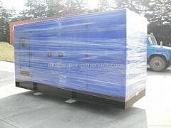 diesel generator 375KVA Cummins generator set NTAA855-G7-50Hz