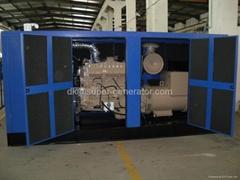 Cummins diesel generators 450kva 360kw Cummins genset KTA19-G3-50Hz