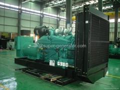 Cummins diesel generators 640kva 500kva Cummins generators KT38-G-50Hz