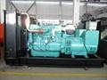 diesel generator 1029KVA 1000kva 800kw Cummins diesel generator KTA38-G5-50Hz  1