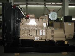 diesel generator 1136KVA Cummins diesel generator set KTA38-G9-50Hz