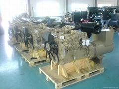 diesel generator 33KVA 30kva Cummins diesel generator set 4B3.9-G1-60Hz